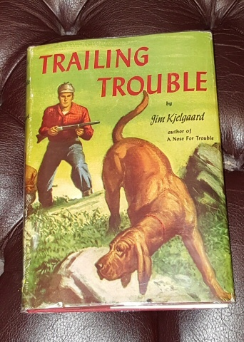 Trailing Trouble, Kjelgaard, Jim