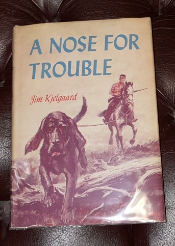 A Nose for Trouble, Kjelgaard, Jim