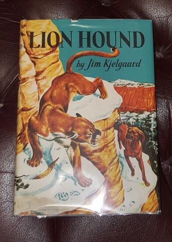 Lion Hound, Kjelgaard, Jim