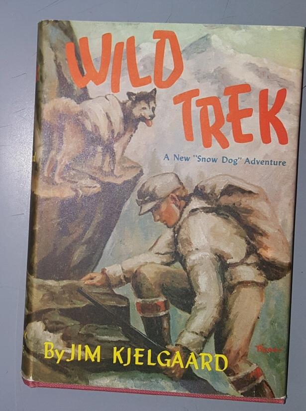 Wild Trek, Kjelgaard, Jim