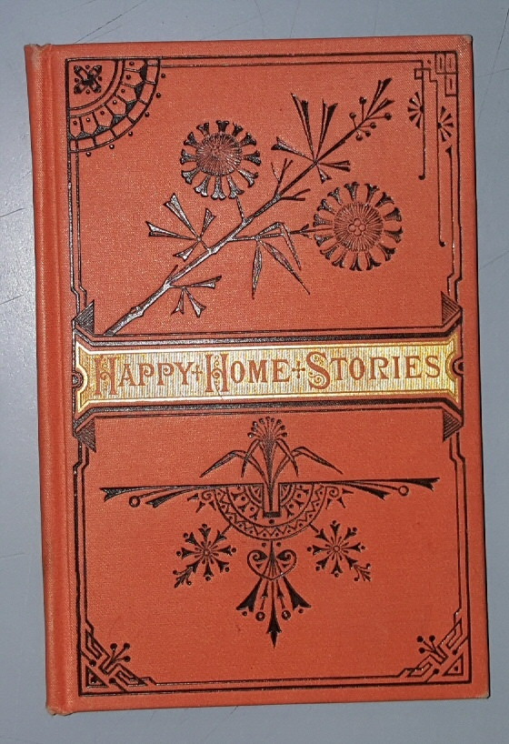 Happy Home Stories., No Author Listed.