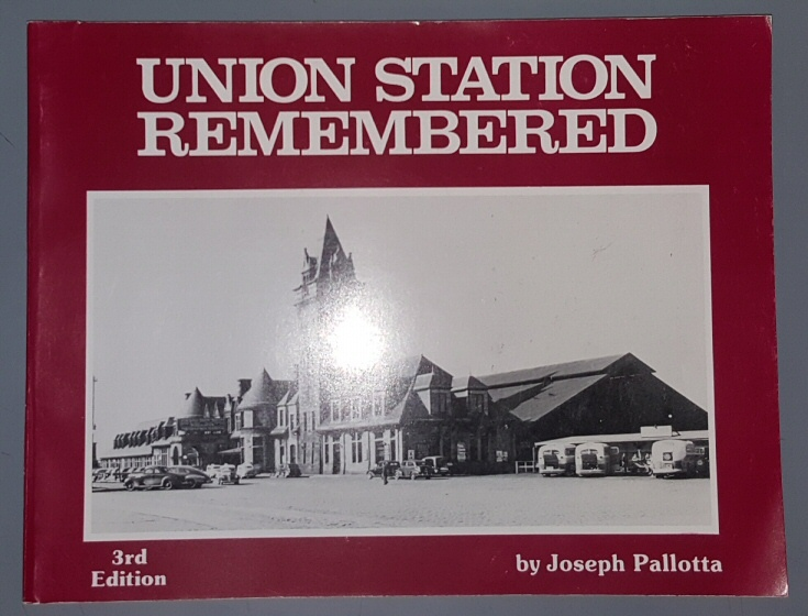 Union Station Remembered (Portland, Maine), Pallotta, Joseph