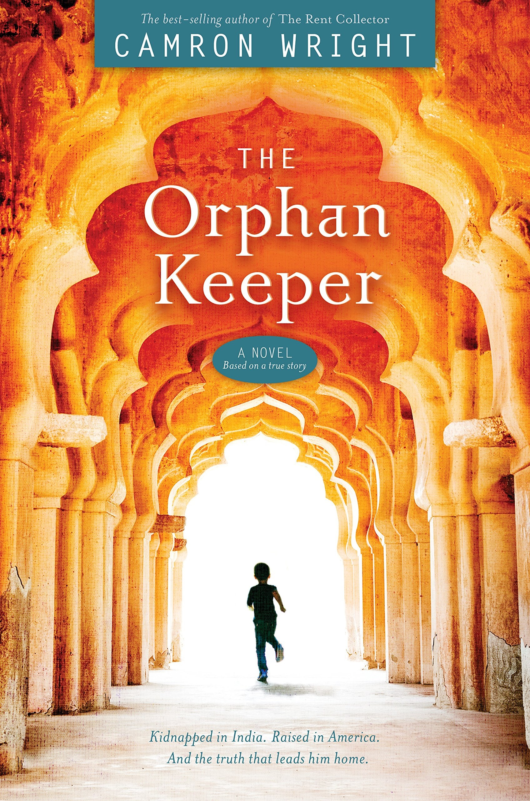 The Orphan Keeper, Wright, Camron