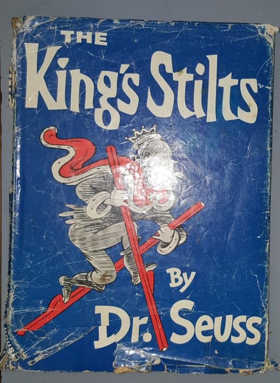 The King's Stilts, Dr. Seuss