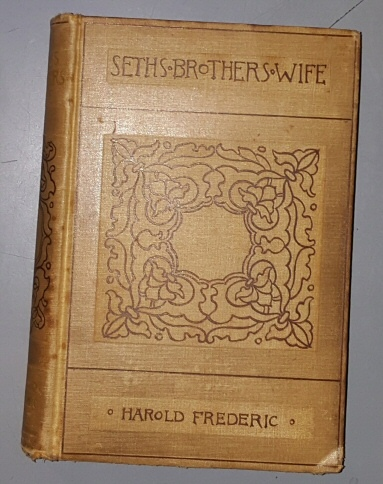 SETH'S BROTHER'S WIFE  A STUDY OF LIFE IN THE GREATER NEW YORK.