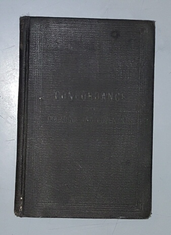 A CONCORDANCE TO THE BOOK OF DOCTRINE AND COVENANTS OF THE CHURCH OF JESUS CHRIST OF LATTER-DAY SAINTS, Widtsoe, John A.