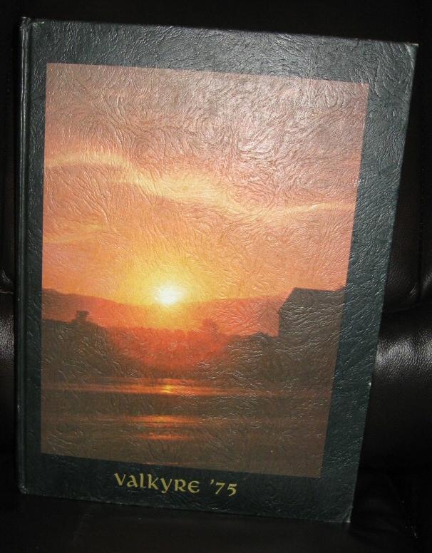 Valkyre Yearbook, 1975 - Pleasant Grove, UT