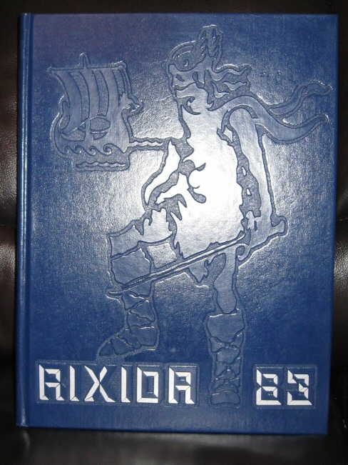 Rixida Yearbook, 1983 - (Ricks College Rexburg Idaho) Yearbook Annual (Now Brigham Young University Idaho, Year Book)