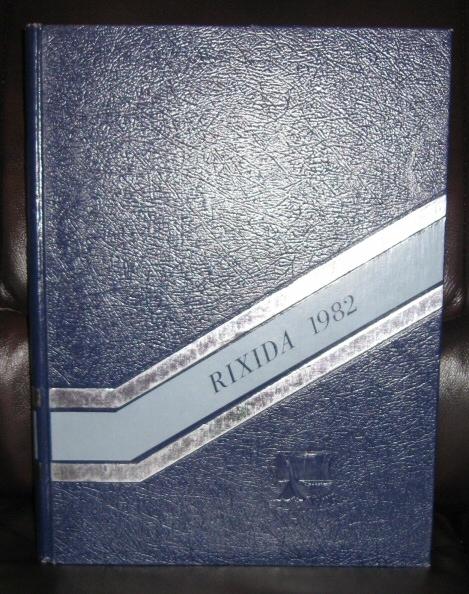 Rixida Yearbook, 1982 - (Ricks College Rexburg Idaho) Yearbook Annual (Now Brigham Young University Idaho, Year Book)