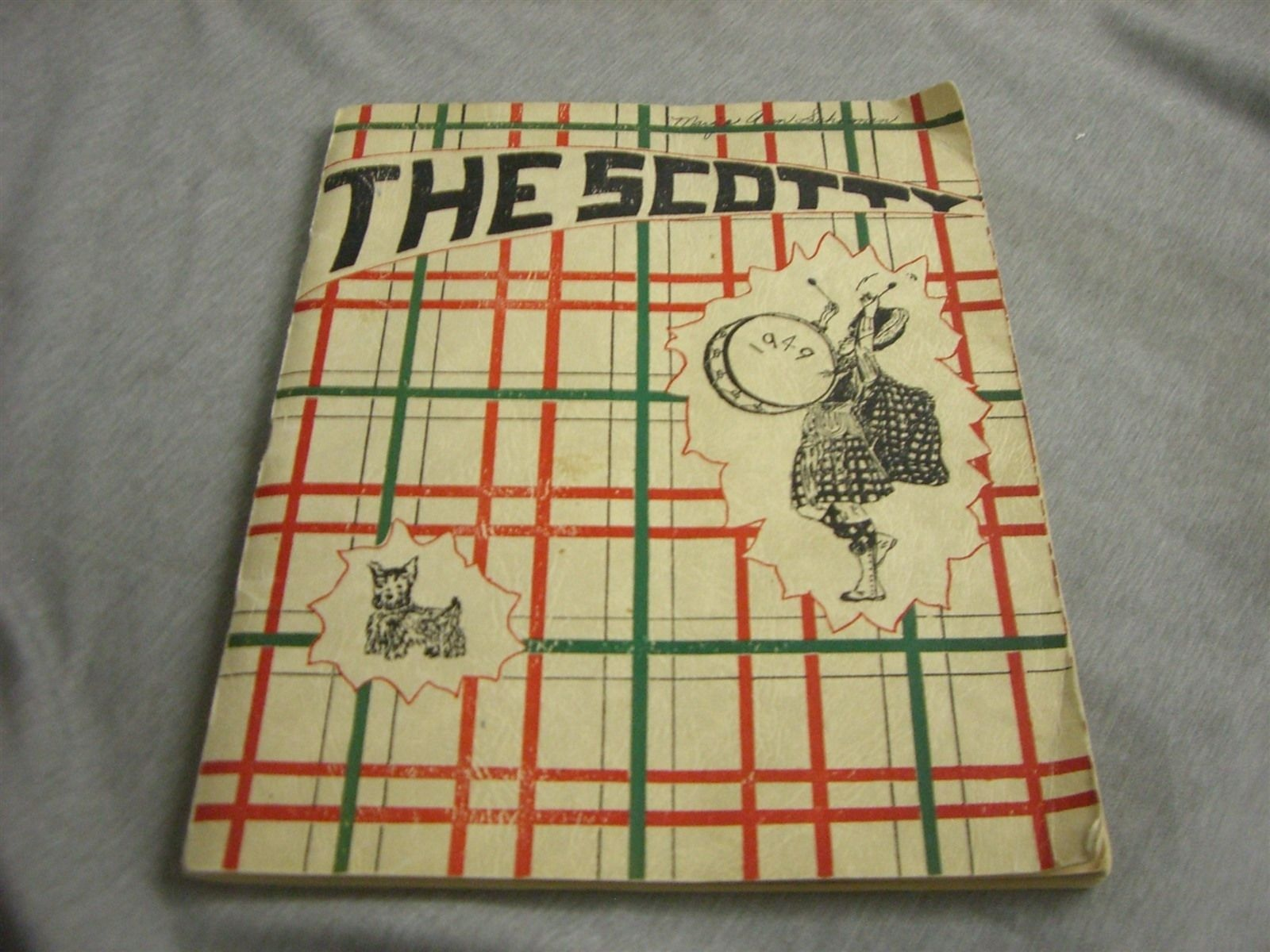 The Scotty, 1949 - (Glasgow Montana, Glasgow High School)