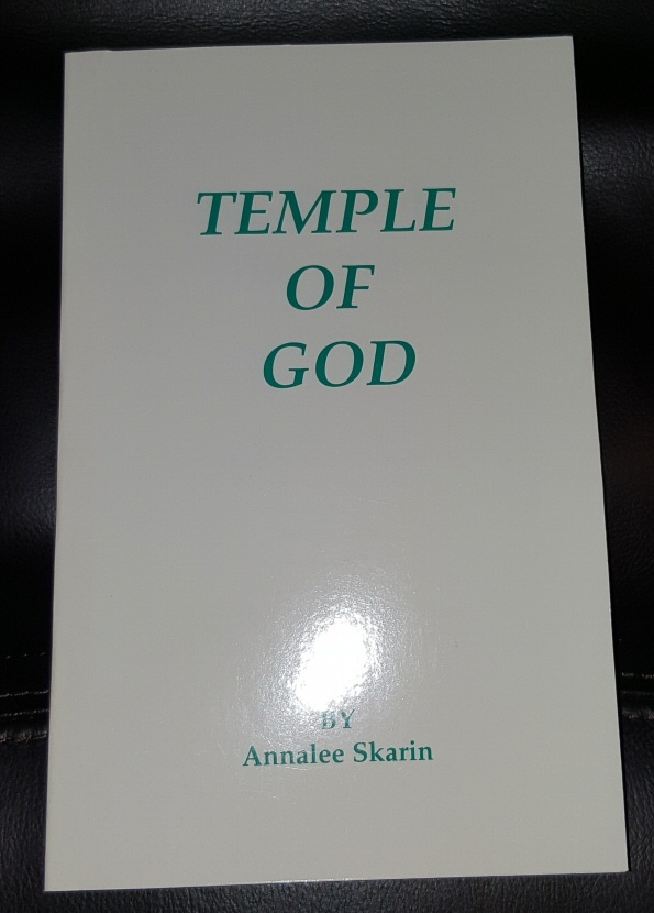 THE TEMPLE OF GOD, Skarin, Annalee