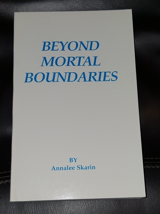 BEYOND MORTAL BOUNDARIES, Skarin, Annalee