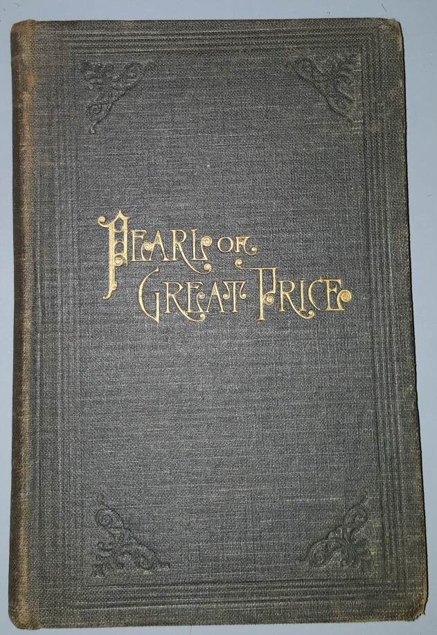 THE PEARL of GREAT PRICE - 1920, Smith, Joseph