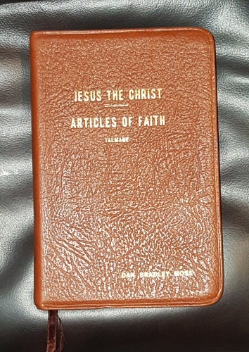JESUS THE CHRIST - ARTICLES OF FAITH 2 Books in One, Talmage, Dr. James E.