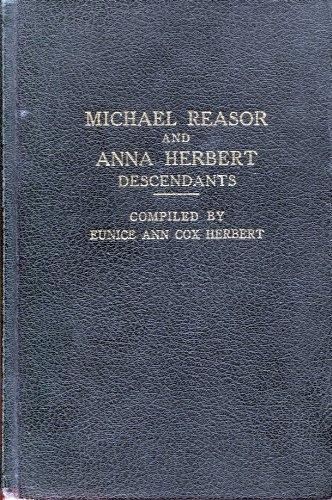 Michael Reasor and Anna Herbert Descendants, Eunice Ann Cox Herbert