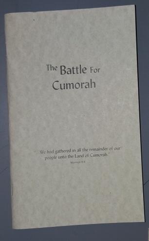 The battle for Cumorah, Sutton, Bruce S