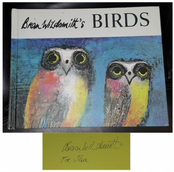 Brian Wildsmith's Birds, Wildsmith, Brian