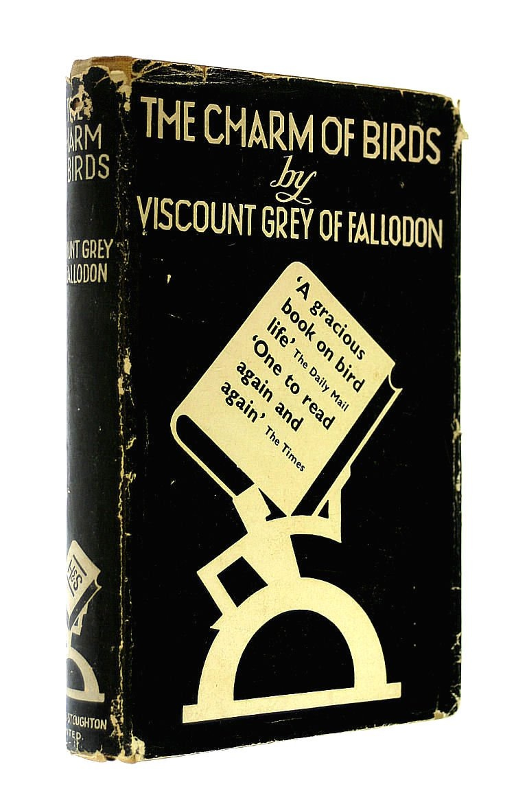 The Charm of Birds, Fallodon, Grey of