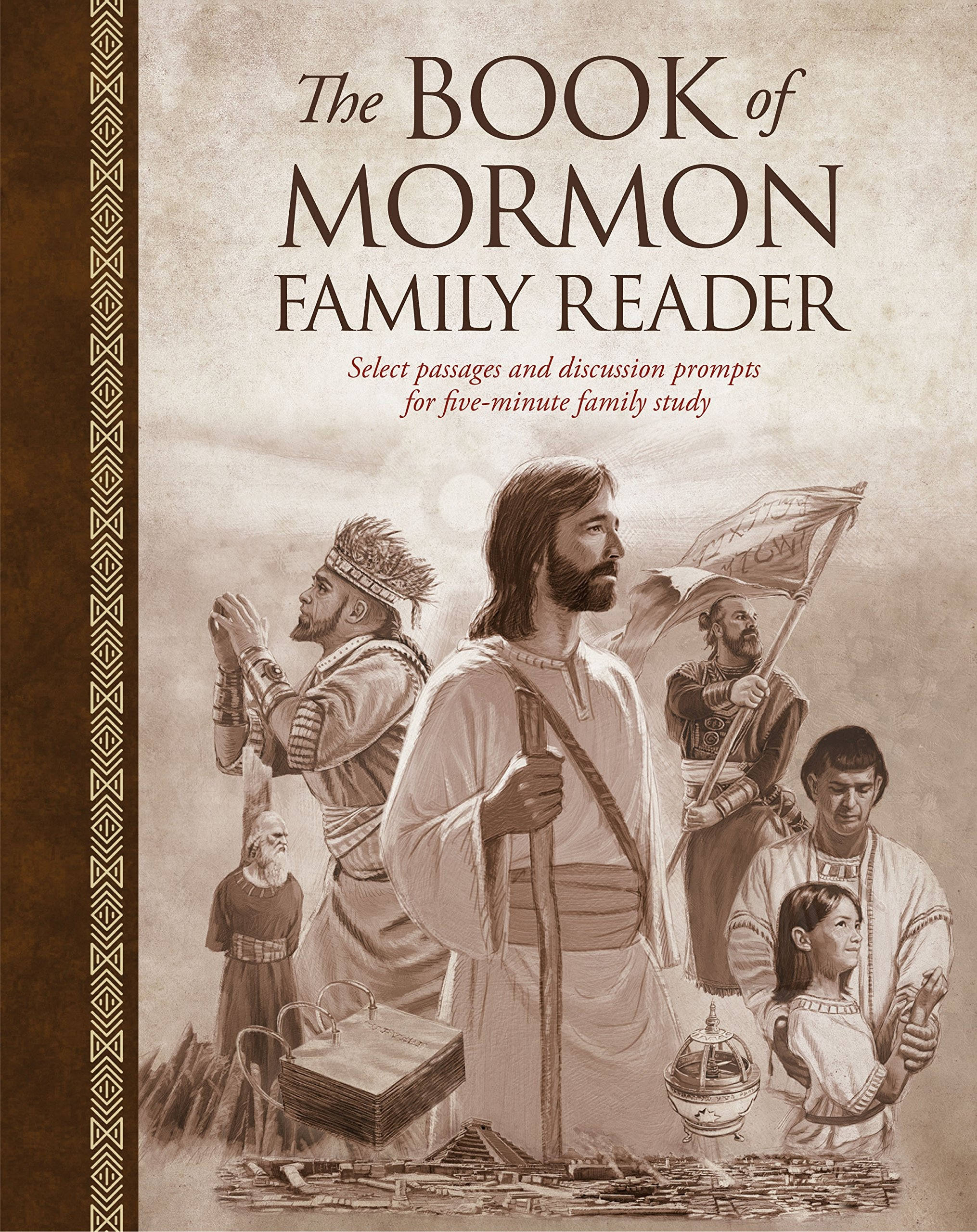The Book of Mormon Famiily Reader, McKellar, Tyler & Dan Burr