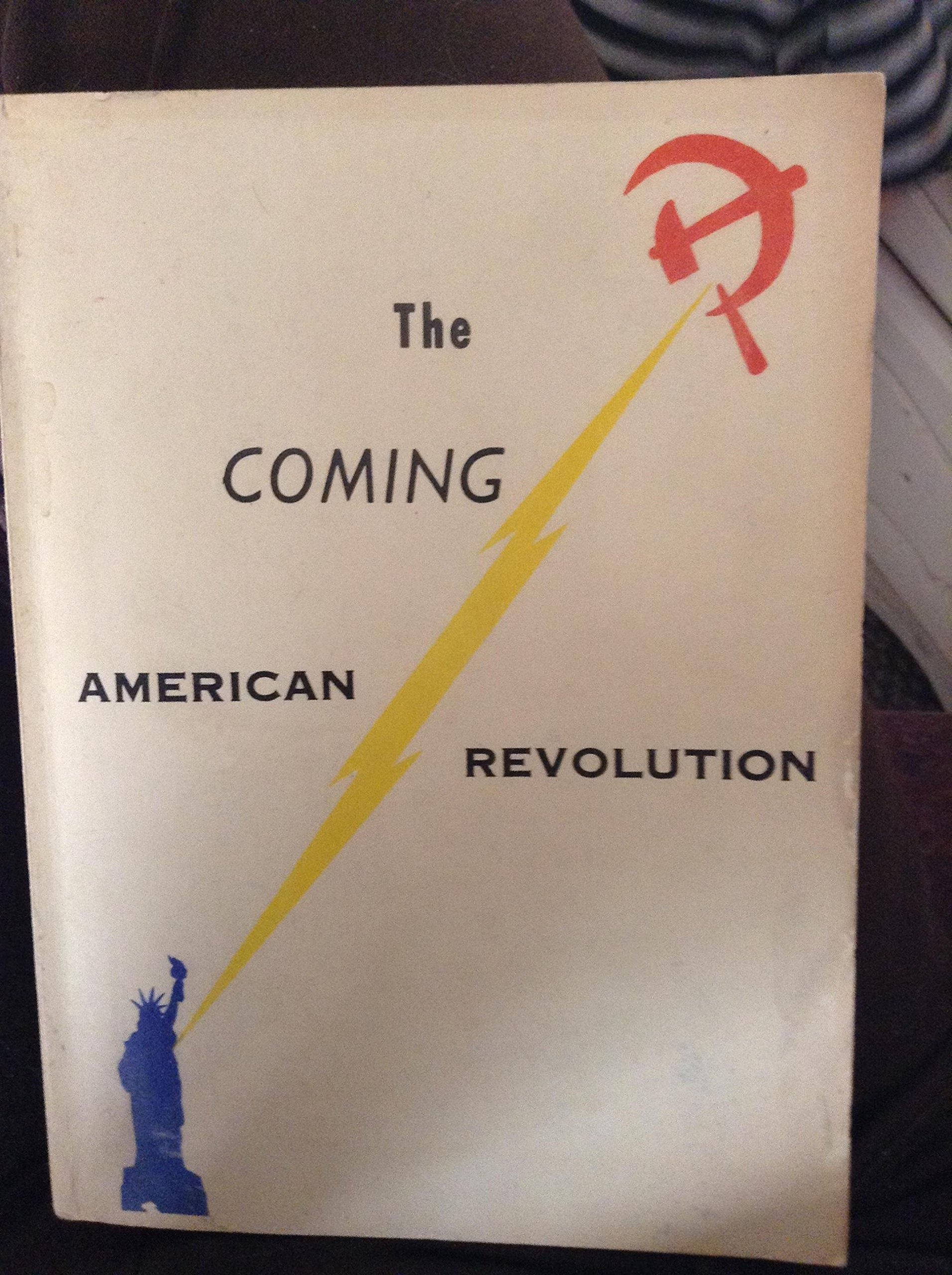 Image for The Coming American Revolution