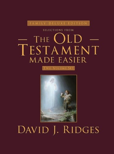 Image for Old Testament Made Easier: Family Deluxe Edition Set (Volumes 1 & 2) (Gospel Studies Series)