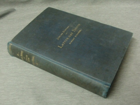 JUBILEE HISTORY OF LATTER-DAY SAINTS SUNDAY SCHOOLS 1849-1899, Deseret Sunday School Union