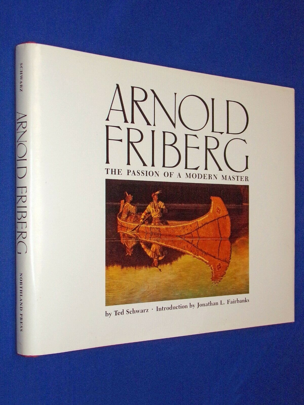 Image for Arnold Friberg The Passion of a Modern Master