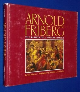 Image for Arnold Friberg: The Passion of a Modern Master
