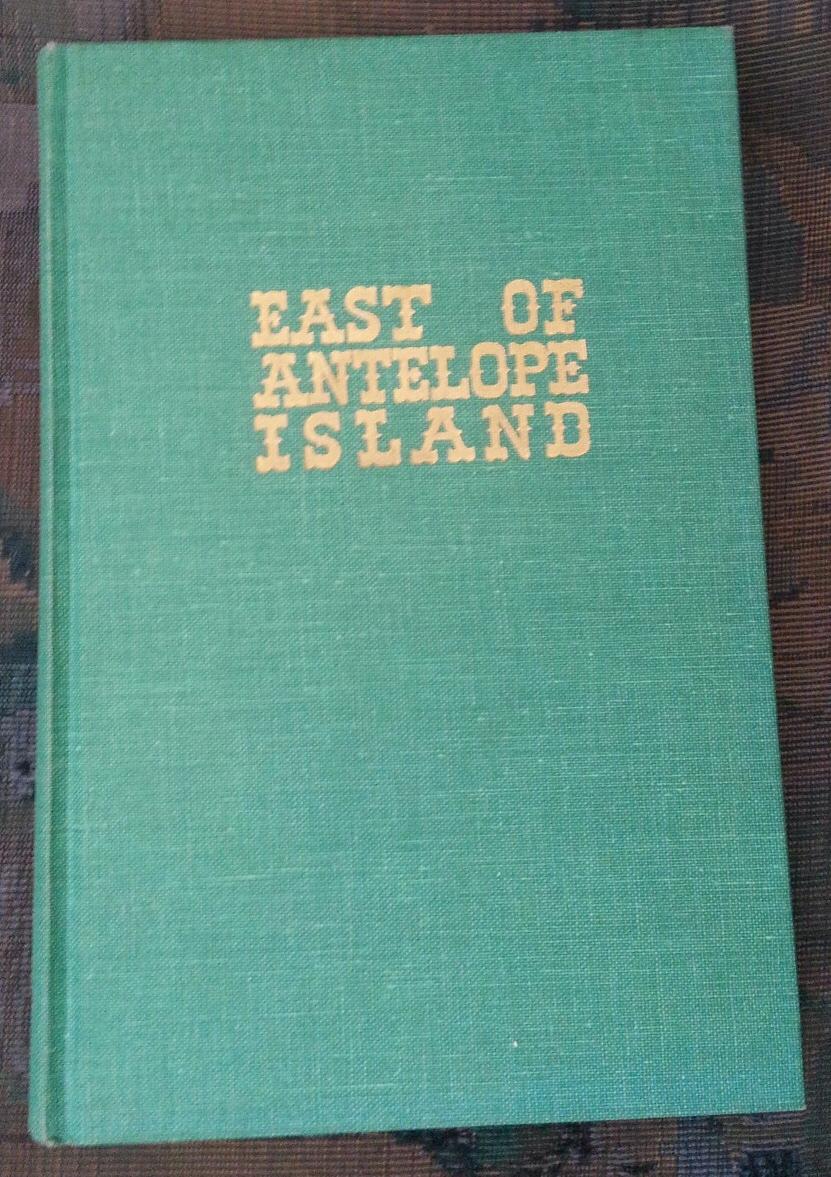 EAST OF ANTELOPE ISLAND, Daughters Of Utah Pioneers